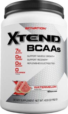 Scivation Xtend New Formula (30 Servings)
