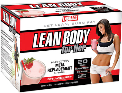 Labrada Lean Body For Her (20 Packs)