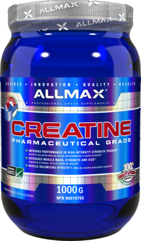 AllMax Nutrition Creatine (400g/1000g)