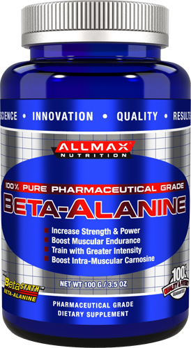 AllMax Nutrition Beta-Alanine (400 grams)