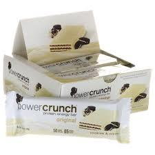 Power Crunch Cookies & Cream (Box of 12)