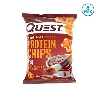 Quest Nutrition Protein Chips BBQ (8 Count)