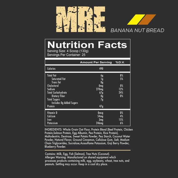 REDCON1 MRE - MEAL REPLACEMENT