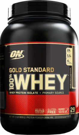 Optimum Gold Standard 100% Whey Protein