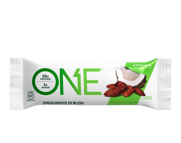One Bar Almond Bliss (Box of 12)