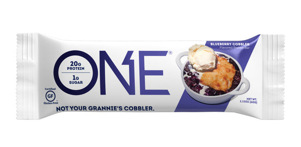One Bar Blueberry Cobbler (Box of 12)