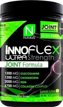 NutraKey Innoflex Ultra Strength Joint Formula Lemon Lime - 30 Servings