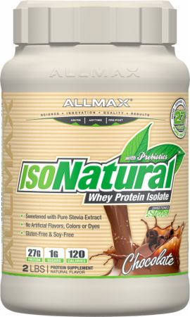 AllMax Nutrition IsoNatural (2 Lbs.)