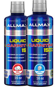 ALLMAX L-CARNITINE LIQUID
