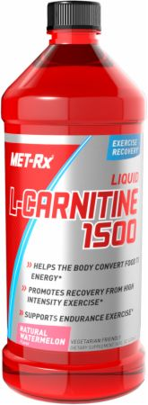 Met-Rx Liquid L-Carnitine 1500, 16 FL Oz.