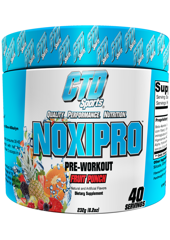 CTD Labs Noxipro (40 Servings)