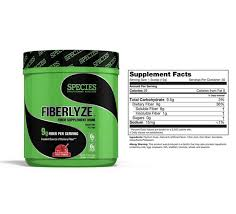 Species Fiberlyze (360g)