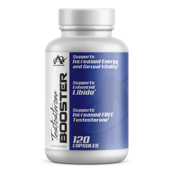 Athletic RX Testosterone Booster