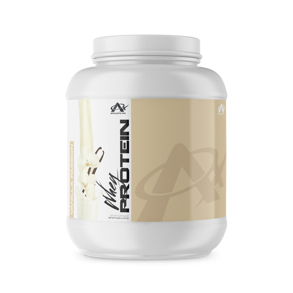 Athletic RX Whey Isolate (63 Servings)