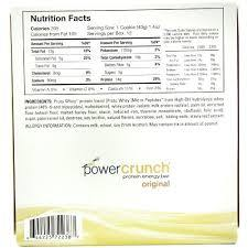 Power Crunch French Vanilla Creme (Box of 12)