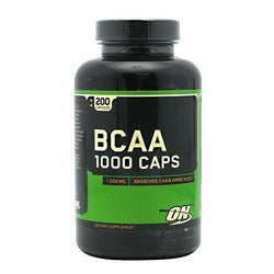 Optimum BCAA 1000 (200 Capsules)