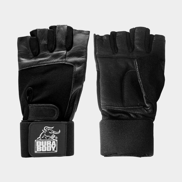 Grand Champion Mens Workout Gloves – Leather
