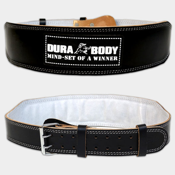 Titan Leather Weight Lifting Belt