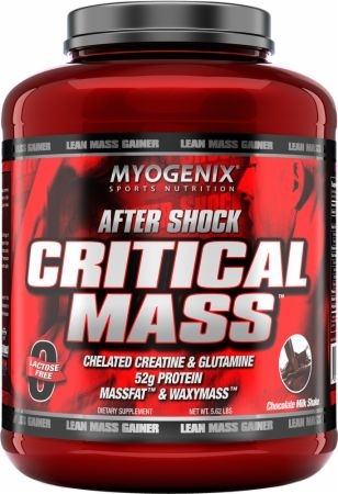 Myogenix AfterShock Critical Mass (5.62 Lbs.)