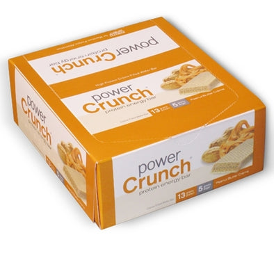 BNRG Power Crunch Bars