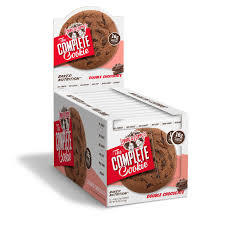 Lenny & Larry Complete Cookie Double Chocolate (Box of 12)
