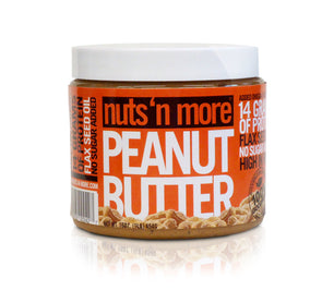 Nuts 'n More Peanut Butter (16 oz)