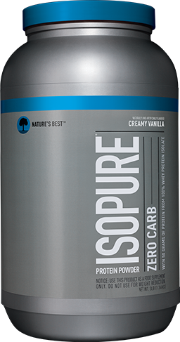 Nature's Best Isopure Zero Carbs (3lbs)