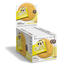Lenny & Larry Complete Cookie Lemon Poppy Seed (Bx of 12)