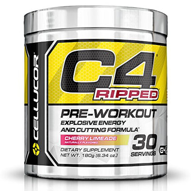Cellucor C4® Ripped Pre-Workout - 30 Servings