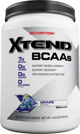 Scivation Xtend New Formula (90 Servings)