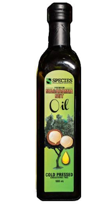 MACADAMIA NUT OIL: HEALTHY GREAT TASTING OIL