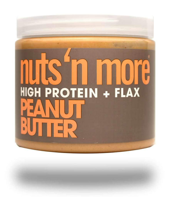 NUTS N' MORE PEANUT BUTTER HIGH PROTEIN SPREAD