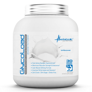 Metabolic Nutrition Glycoload 600g - 30 Servings