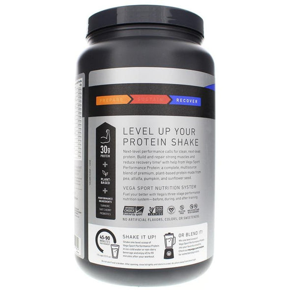 Vega Sport Performance Protein Berry 28.3oz.