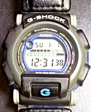 CASIO RETRO G-SHOCK DW-003 (1597) CLASSIC DIGITAL DISPLAY WATCH