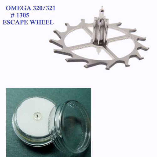 New ! Escape Wheel Omega 320 / 321 Part # 1305