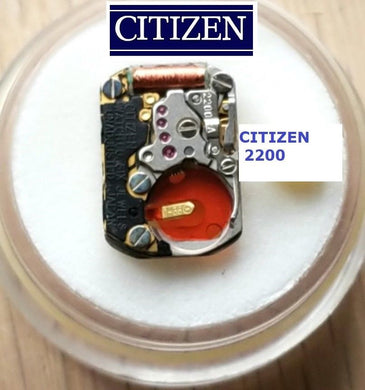 New ! Citizen / Noblia Movement Caliber 2200 Watch Repair Replacement
