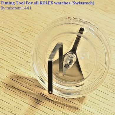 Watch Setting Timing Balance Screw Tool Regulating For Rolex 3035 /3135 / 2130