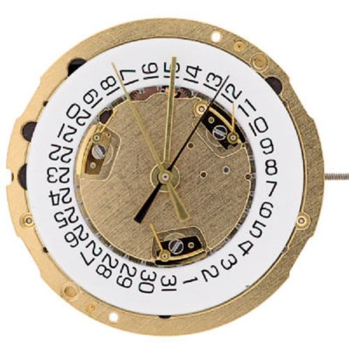 ETA Movement Swiss Caliber 251.262 / 264 FOR Tag Heuer / Movado / Omega.Date 4,