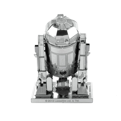 Metal Earth Star Wars R2D2