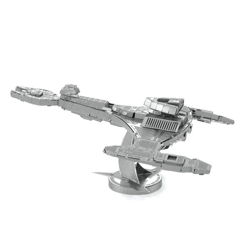 Metal Earth Star Trek VorCha Class