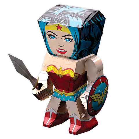 Metal Earth Legends - Wonder Woman