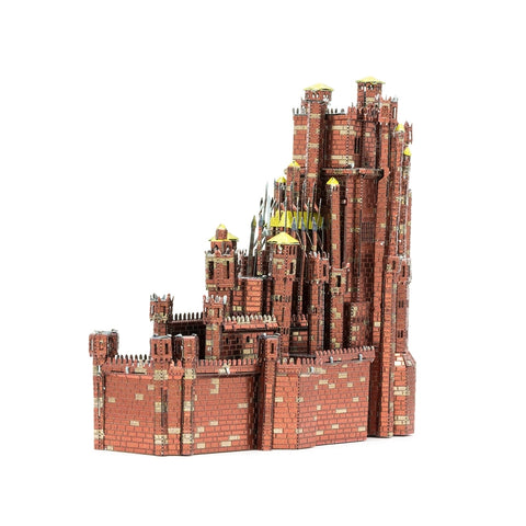 Metal Earth ICONX Game Of Thrones Red Keep
