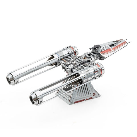 Metal Earth Zorii's Y-Wing Fighter
