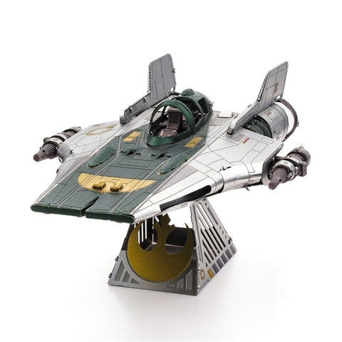 Metal Earth Resistance A-Wing Fighter