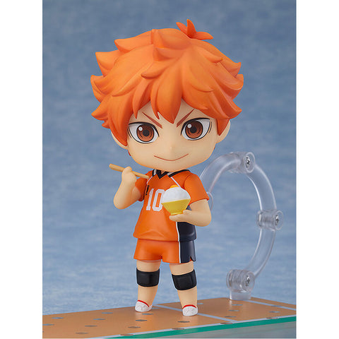 HAIKYU!! - NENDOROID - SHOUYOU HINATA (ORANGE. VERS)