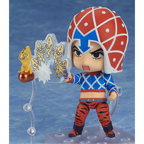 Image of JOJO'S BIZARRE ADVENTURE: GOLDEN WIND - NENDOROID -GUIDO MISTA