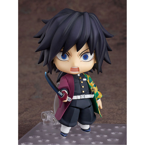 Image of KIMETSU NO YAIBA: DEMON SLAYER - NENDOROID - GIYUU TOMIOKA