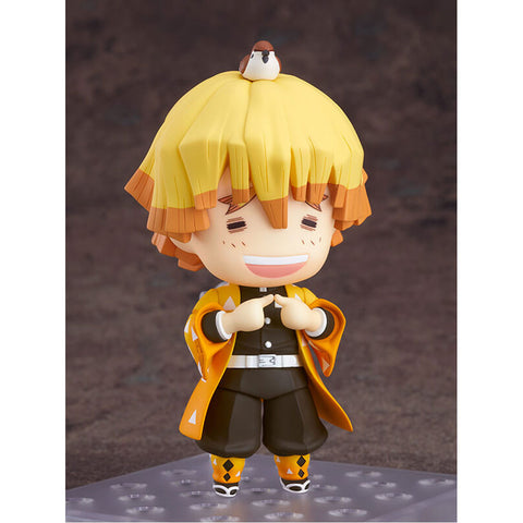Image of KIMETSU NO YAIBA: DEMON SLAYER - NENDOROID - ZENITSU AGATSUMA