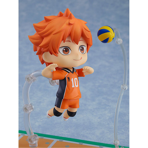 Image of HAIKYU!! - NENDOROID - SHOUYOU HINATA (ORANGE. VERS)